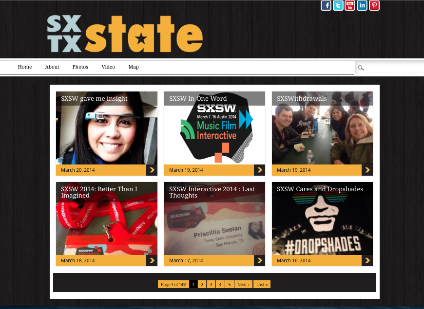 Sxtxstate website
